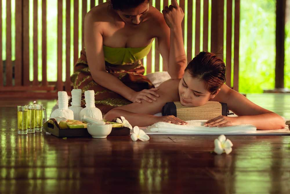 Therapy & Wellness - THAI*Massage Basel ThanTawan Switzerland